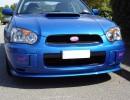 Subaru Impreza MK2 Facelift WRX Saturn Front Bumper Extension