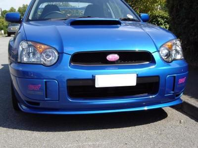 Subaru Impreza MK2 Facelift WRX Saturn Frontansatz