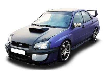 Subaru Impreza MK2 Facelift WRX Verus-X Front Bumper Extension