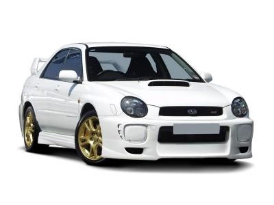 Subaru Impreza MK2 J-Style Front Bumper Extension