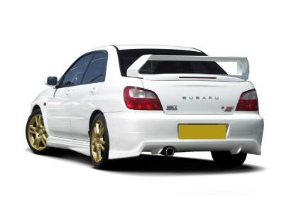 Subaru Impreza MK2 J-Style Heckansatz