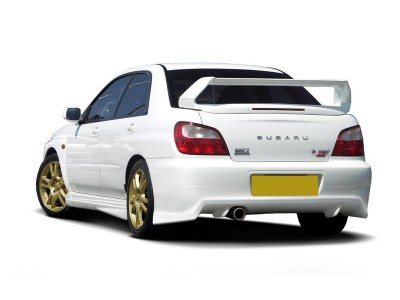 Subaru Impreza MK2 J-Style Rear Bumper Extension