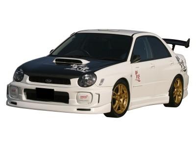 Subaru Impreza MK2 Japan Front Bumper Extension