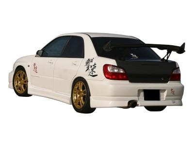 Subaru Impreza MK2 Japan Rear Bumper Extension