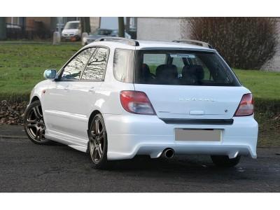 Subaru Impreza MK2 Kombi J-Style Heckansatz