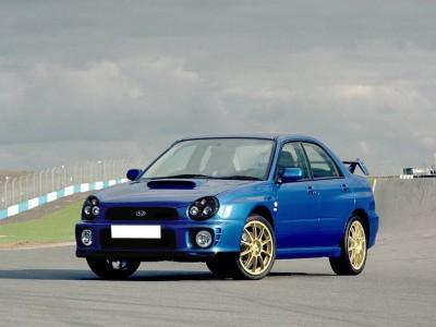 Subaru Impreza MK2 OEM Front Wheel Arches