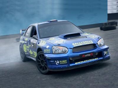 Subaru Impreza MK2 OEM Turen
