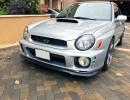 Subaru Impreza MK2 Supreme Front Bumper Extension
