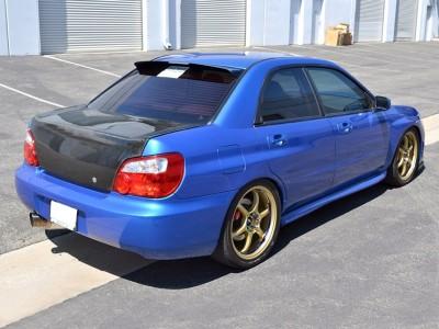 Subaru Impreza MK2 Supreme Rear Wing