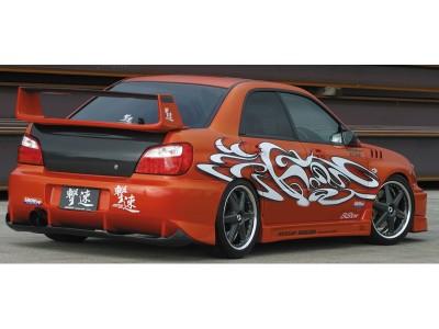 Subaru Impreza MK2 Tokyo Rear Bumper