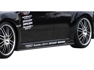 Subaru Impreza MK3 Boomer Side Skirts
