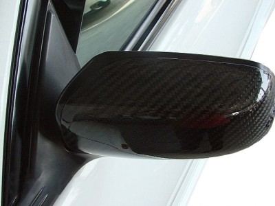 Subaru Impreza MK3 Exclusive Carbon Fiber Mirror Covers