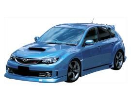 Subaru Impreza MK3 HT Frontansatz