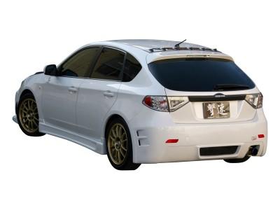 Subaru Impreza MK3 Japan Rear Bumper