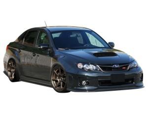 Subaru Impreza MK3 Razor Body Kit