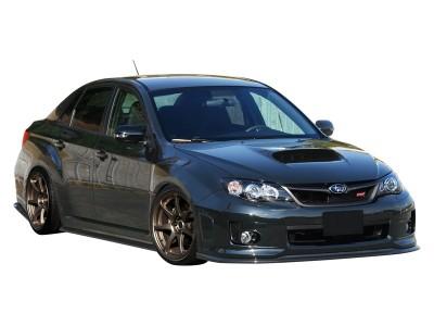 Subaru Impreza MK3 Razor Front Bumper Extension