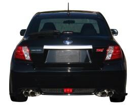 Subaru Impreza MK3 Razor Heckansatz