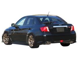 Subaru Impreza MK3 Razor Seitenschwellern