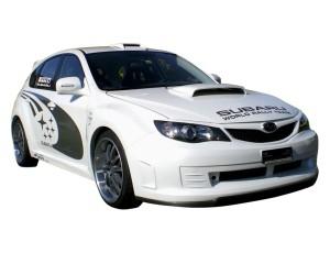 Subaru Impreza MK3 STI-Look Wide Frontstossstange