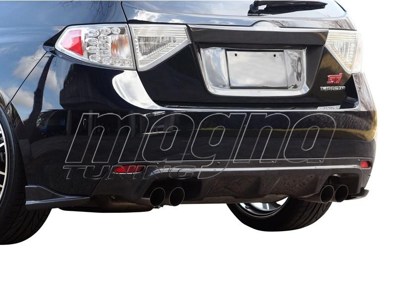 Subaru Impreza MK3 Speed Heckansatz