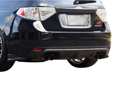 Subaru Impreza MK3 Speed Rear Bumper Extension