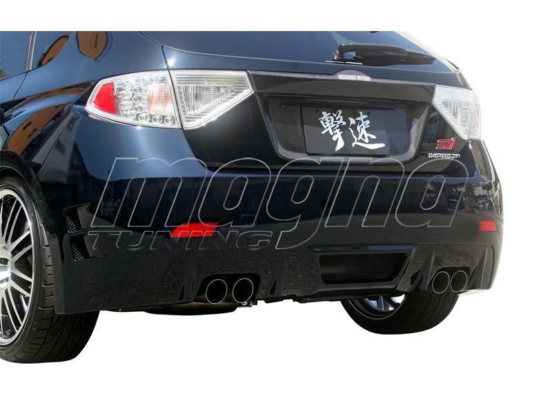 Subaru Impreza MK3 T1 Heckstossstange