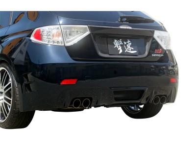Subaru Impreza MK3 T1 Rear Bumper