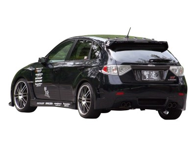 Subaru Impreza MK3 T2 Hatso Lokharito