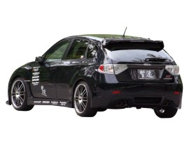 Subaru Impreza MK3 T2 Heckstossstange