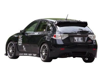 Subaru Impreza MK3 T2 Rear Bumper