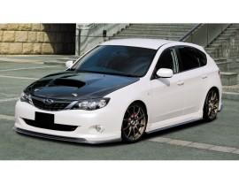 Subaru Impreza MK3 Tokyo Front Bumper Extension