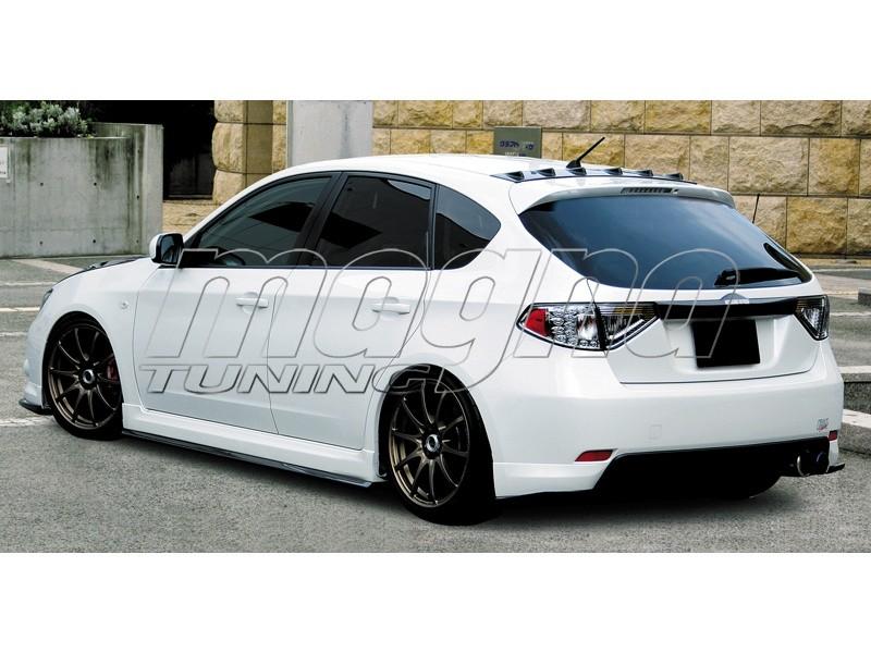 Subaru Impreza MK3 Tokyo Heckansatze