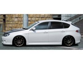 Subaru Impreza MK3 Tokyo Seitenschwellern