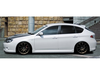 Subaru Impreza MK3 Tokyo Side Skirts