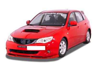 Subaru Impreza MK3 V2 Front Bumper Extension