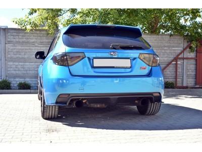 Subaru Impreza MK3 WRX/STI M1 Rear Bumper Extensions