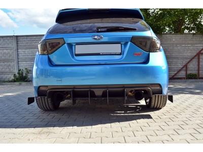 Subaru Impreza MK3 WRX/STI RaceLine Rear Bumper Extension