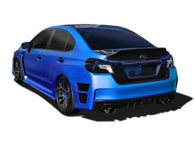 Subaru Impreza MK4 Atex Carbon Kofferraumdeckel