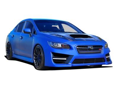 Subaru Impreza MK4 Capota Atex Fibra De Carbon