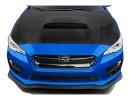 Subaru Impreza MK4 Capota OEM Fibra De Carbon