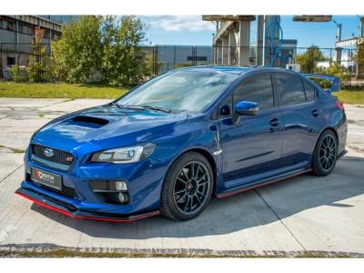 Subaru Impreza MK4 WRX/STI Extensie Bara Fata Matrix