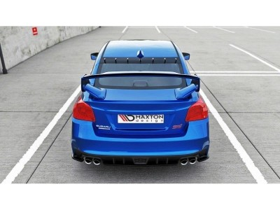 Subaru Impreza MK4 WRX/STI MX Rear Bumper Extension