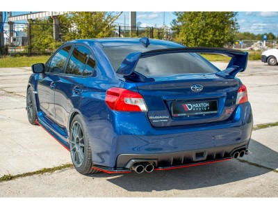 Subaru Impreza MK4 WRX/STI Matrix Rear Bumper Extension