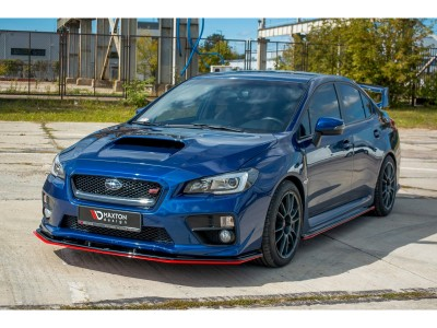 Subaru Impreza MK4 WRX/STI Matrix Side Skirt Extensions