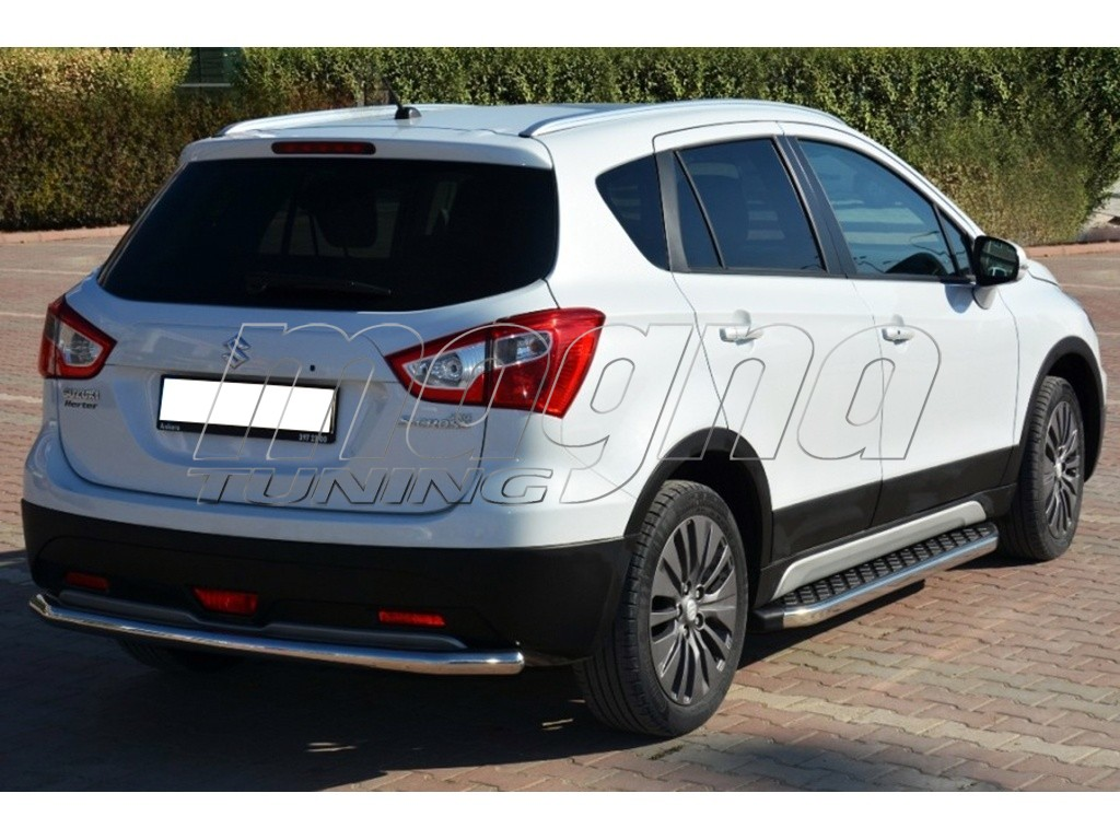 suzuki sx4 s cross helios running boards. Black Bedroom Furniture Sets. Home Design Ideas