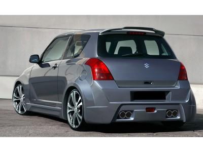 Suzuki Swift KTM Wide Rear Wheel Arch Extensions
