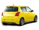 Suzuki Swift MK2 ASX Seitenschwellern