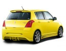 Suzuki Swift MK2 ASX Side Skirts