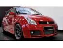 Suzuki Swift MK2 Exclusive Seitenschwellern