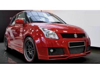 Suzuki Swift MK2 Exclusive Side Skirts